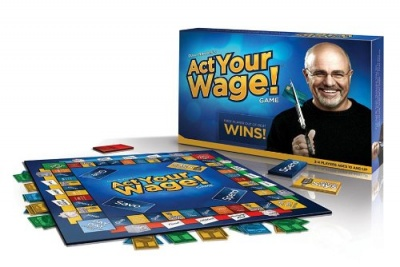 Act Your Wage! Game