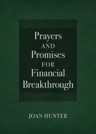 Prayers and Promises for Financial Breakthrough (Green)