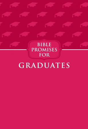 Bible Promises for Graduates (Raspberry)