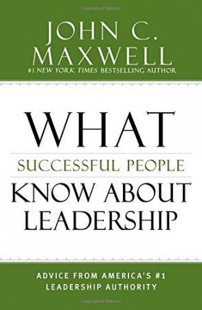 john maxwell leadership books pdf