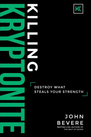 Killing Kyrptonite: Destroy What Steals Your Strength (HC)