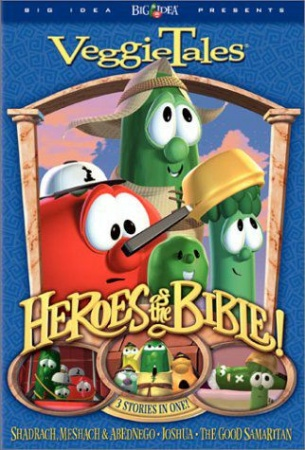 Vol 2. Veggie Heroes Of The Bible