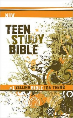 NIV Teen Study Bible (Hardcover)