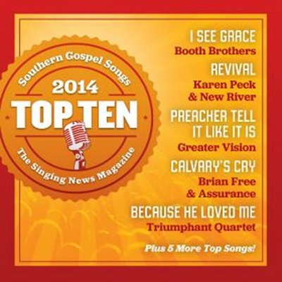 Top 10 Southern Gospel of 2014
