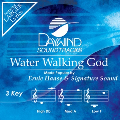 Water Walking God