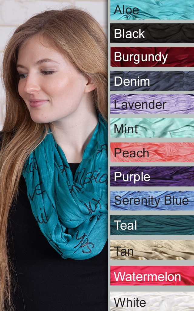 scarf colors97