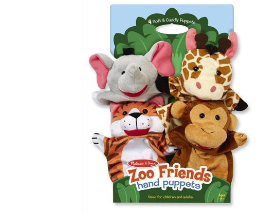 Zoo Friends Banner